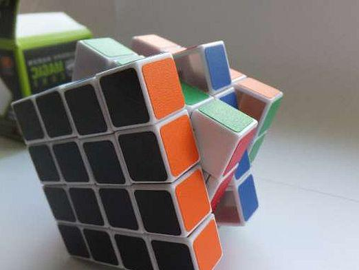 How to assemble a 4x4 Rubik's Cube?