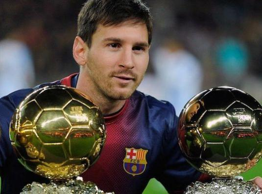 Who received the Golden Ball?