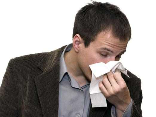 How to get rid of snot?